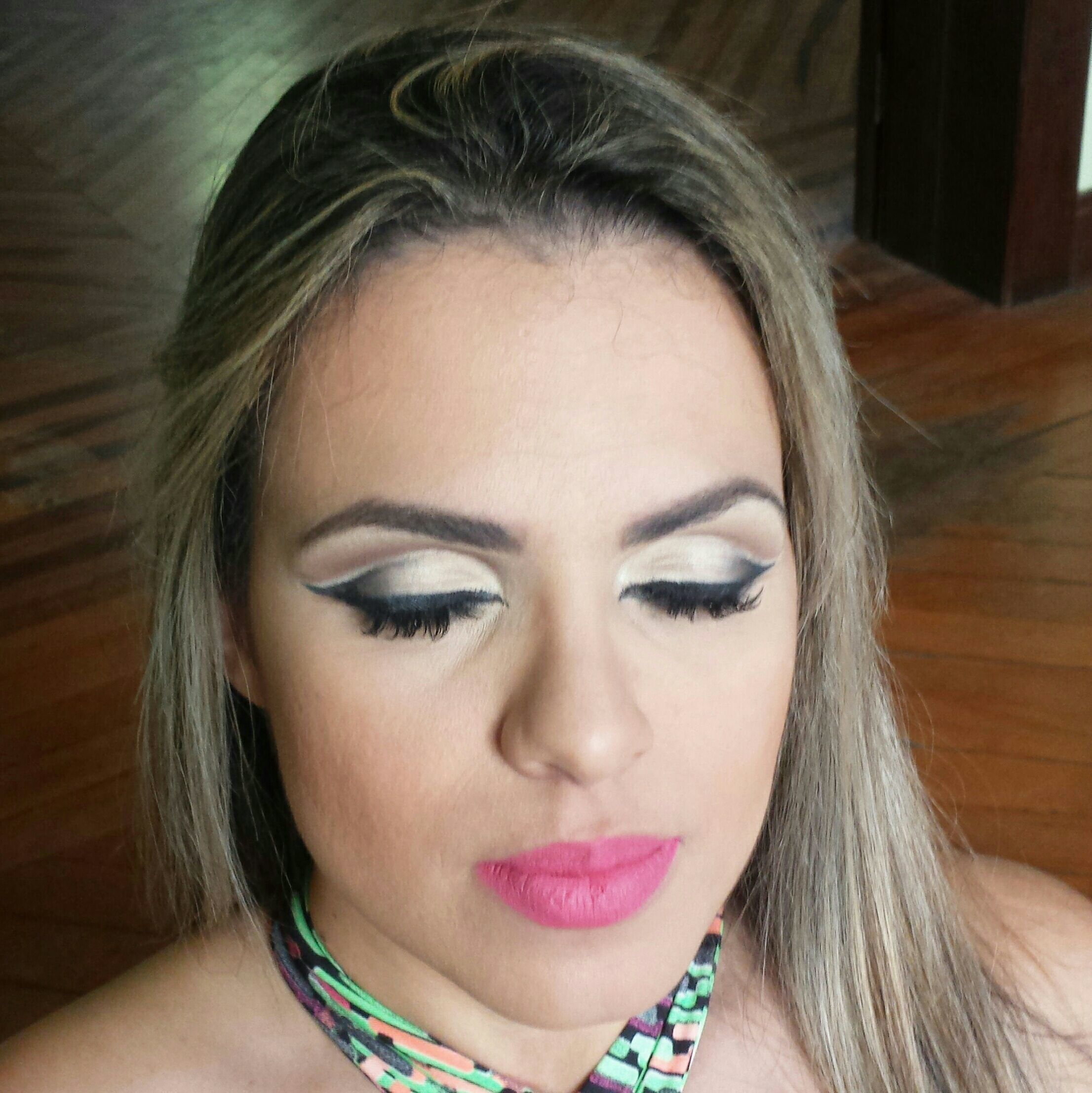Double #cutcrease maquiagem maquiador(a) designer de sobrancelhas
