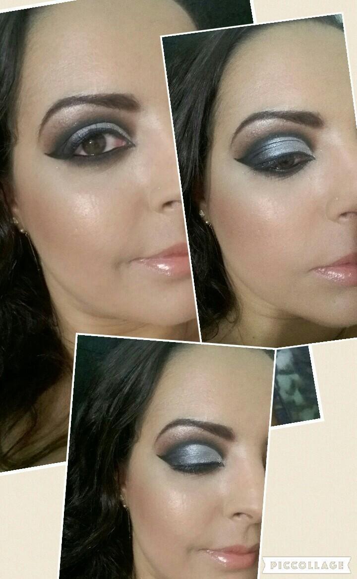 Maquiagem cut crease maquiagem micropigmentador(a) maquiador(a)