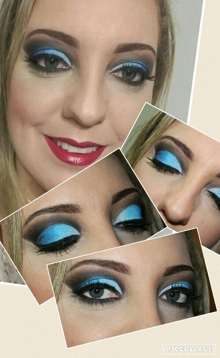 Maquiagem vir crease maquiagem micropigmentador(a) maquiador(a)