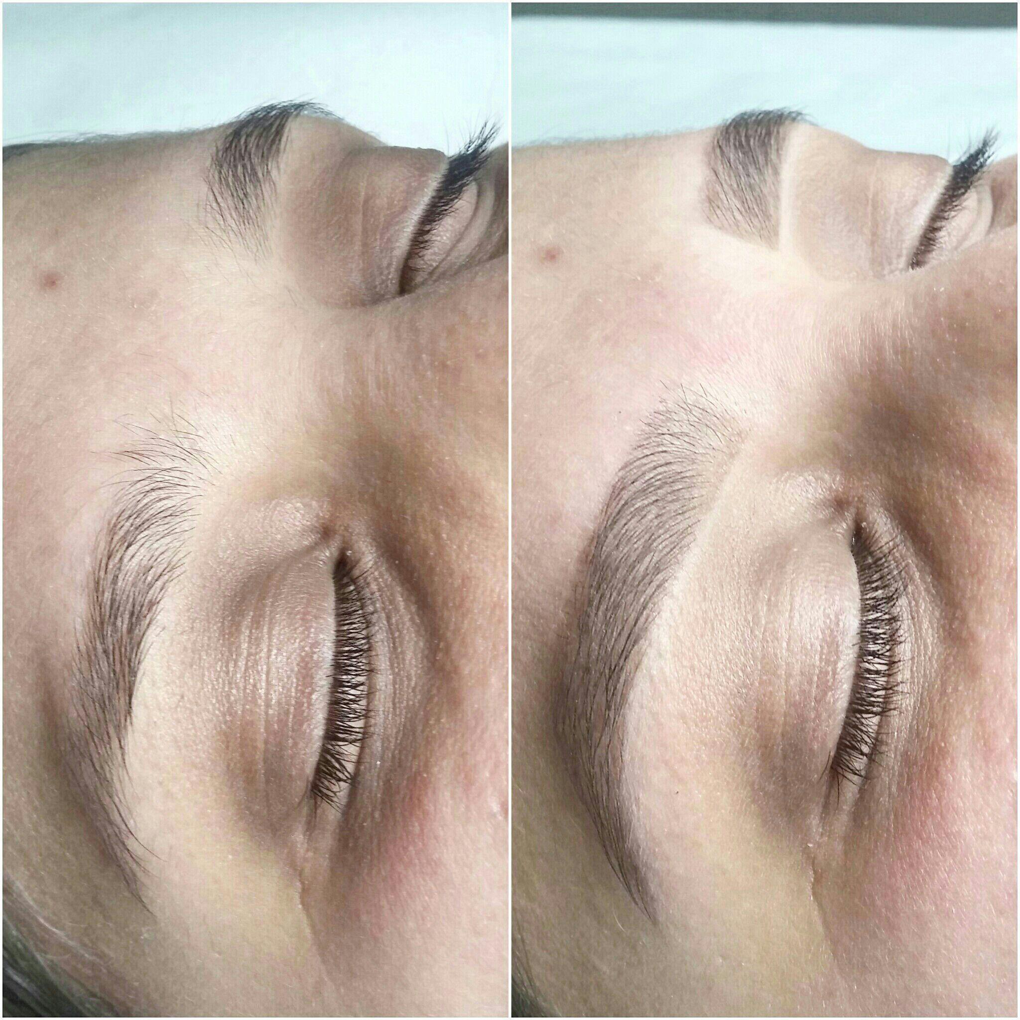 Design de Sobrancelha 😍 estética designer de sobrancelhas