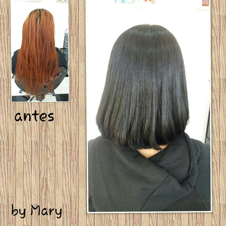 Mudando o visual em 3, 2, 1.... cabelo cabeleireiro(a)