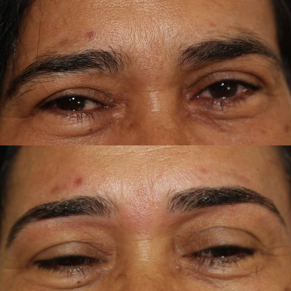 Design de sobrancelha ! Antes e Depois , sem a aplicação de henna #designdesobrancelha #antes&depois #sobrancelha outros maquiador(a) esteticista manicure e pedicure designer de sobrancelhas