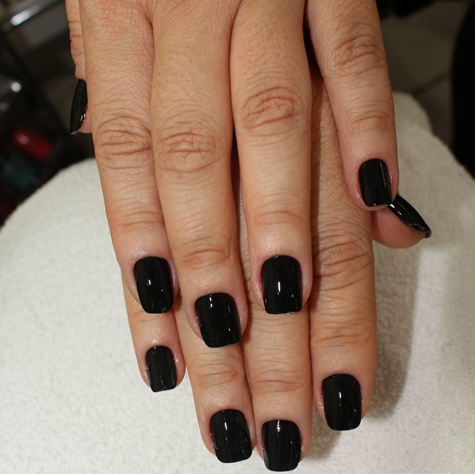 #blacknail #amounhas #unhas #lovenails  unha maquiador(a) esteticista manicure e pedicure designer de sobrancelhas