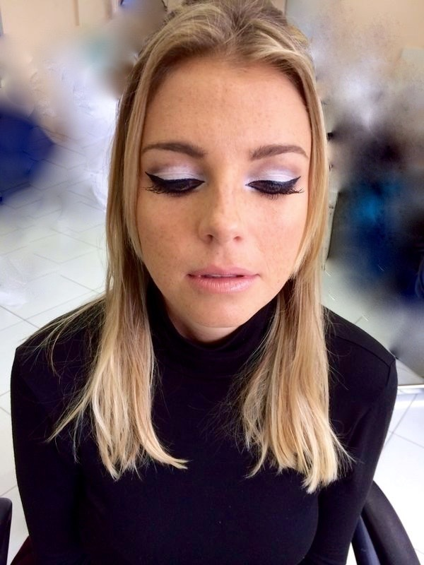 Inspiração anos 60 é sempre atual! maquiagem maquiador(a)