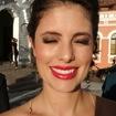O sol deu o toque final: makeup luxo para casamento à luz do dia.