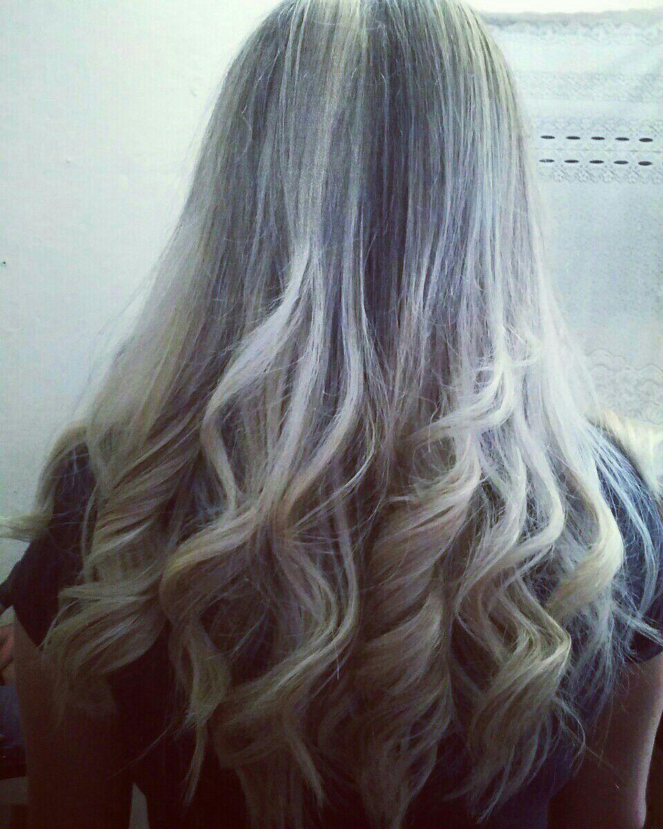 Luzes e babyliz cabelo auxiliar cabeleireiro(a)