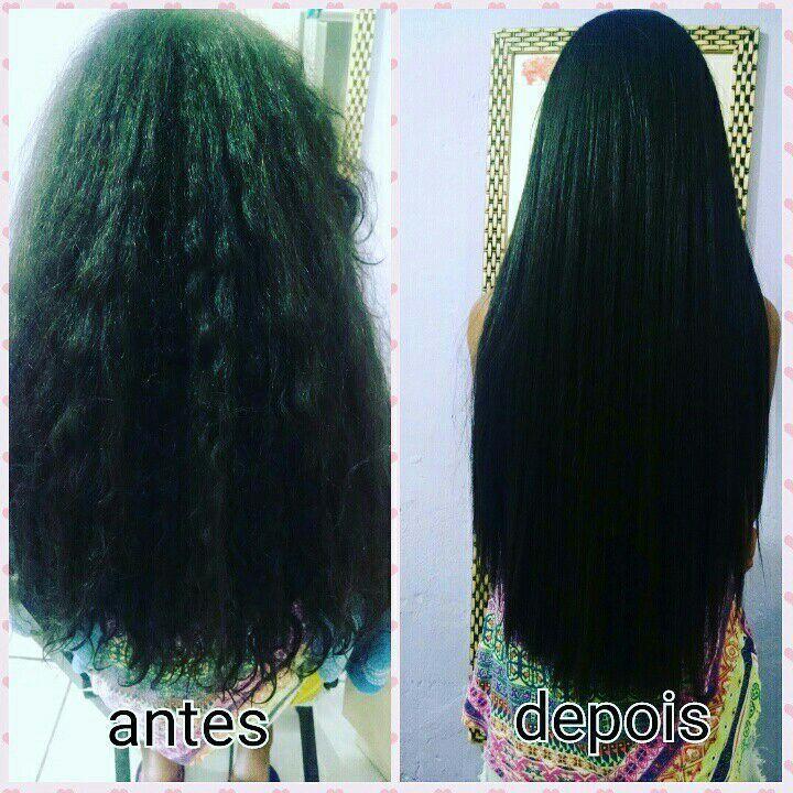 Progresssiva cabelo auxiliar cabeleireiro(a)