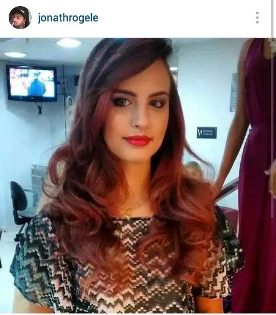 Criação inspirada na tendência de urbe native Trend Vision Award 2014  Cabelo Styling Make Up cabelo cabeleireiro(a) maquiador(a)