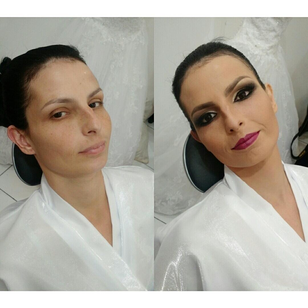 Noivinha linda!! 💞 maquiagem maquiador(a) depilador(a) esteticista