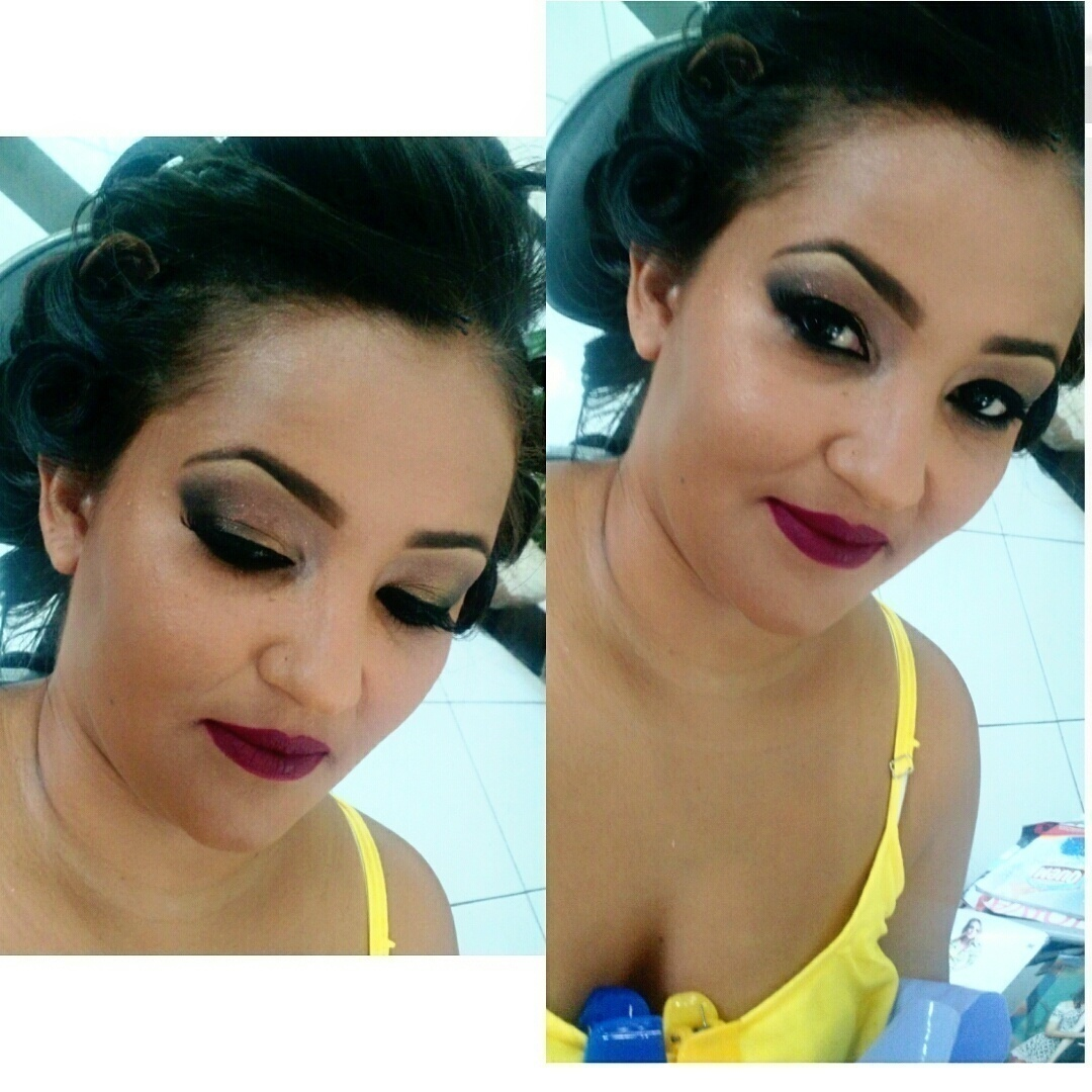 Madrinha!! 😍 maquiagem maquiador(a) depilador(a) esteticista