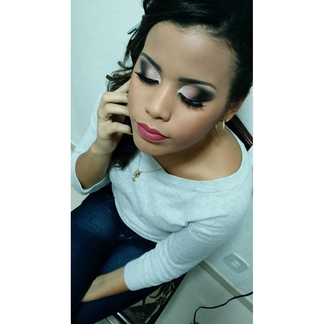 Cut crease!! 💞💞 maquiagem maquiador(a) depilador(a) esteticista