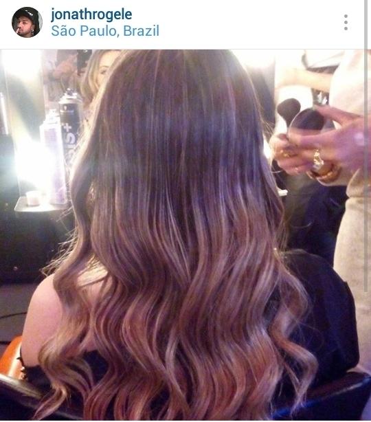 Job assinado pelo salão Retrô Hair Concept Styling. No evento Brahma Valey (Jóquei club -São Paulo) cabelo cabeleireiro(a) maquiador(a)