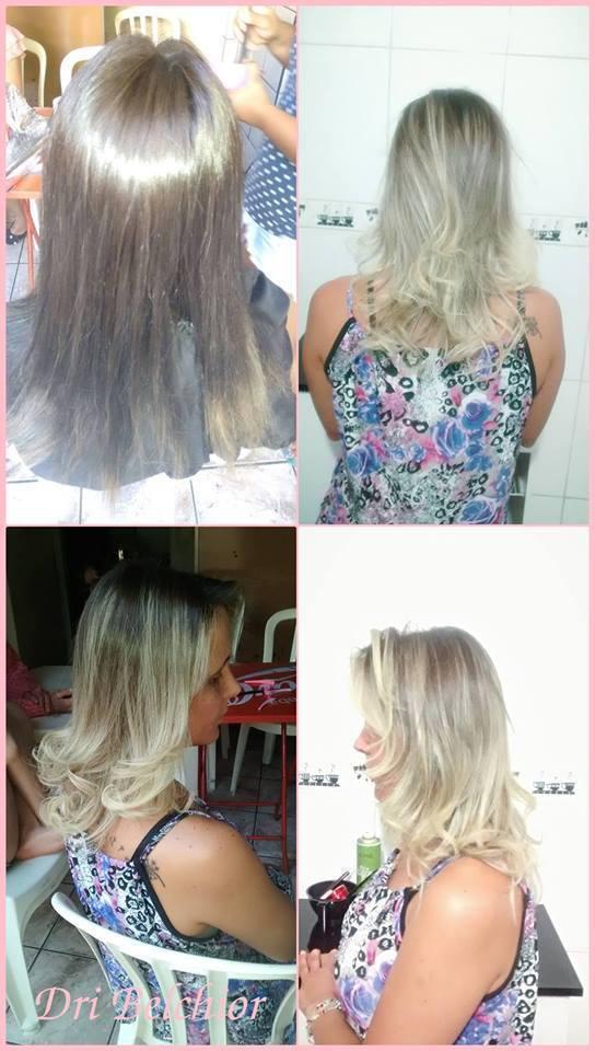 Correção de cor #Blond #loirosdossonhos #loirodivo #morenailuminada #wella #Kpro cabelo cabeleireiro(a) auxiliar cabeleireiro(a)