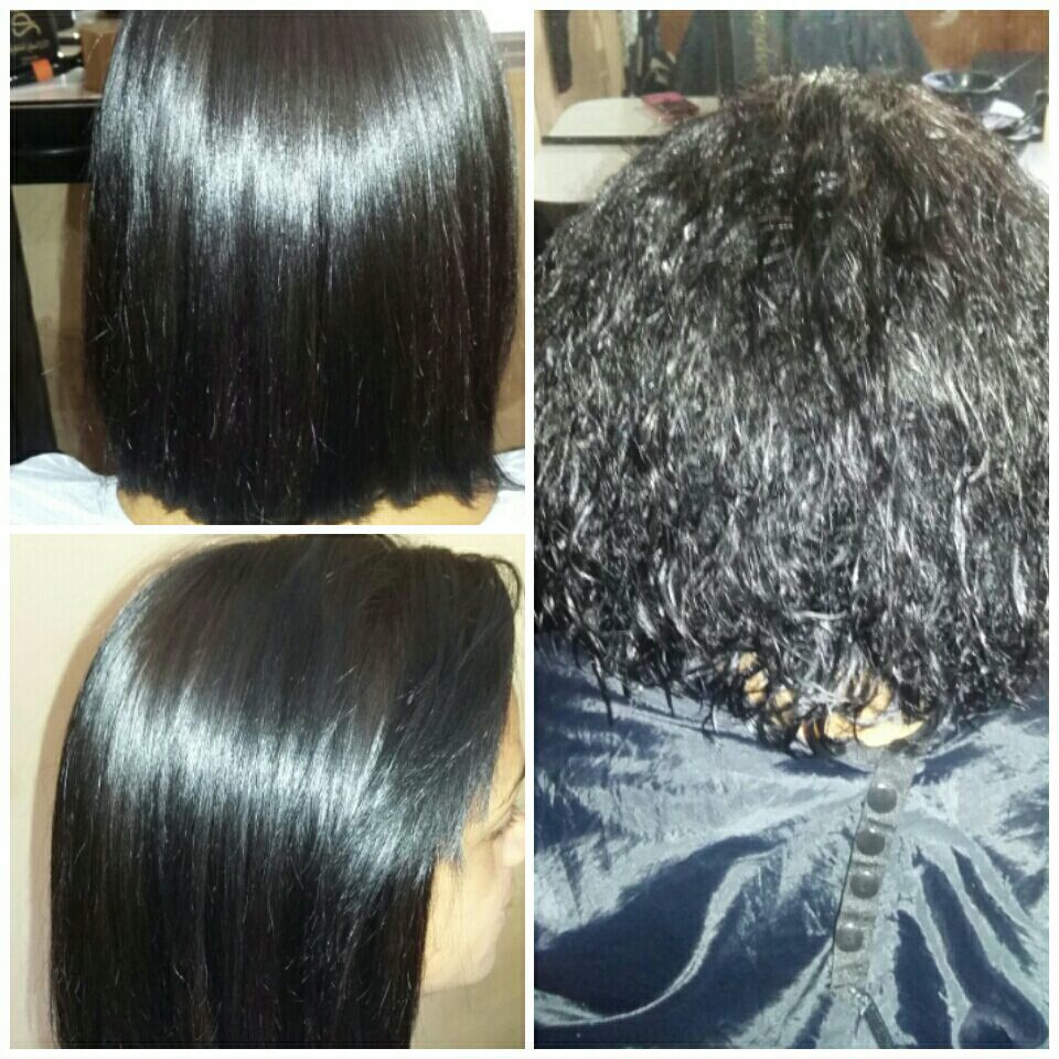 Lisoplastia top cabelo cabeleireiro(a)