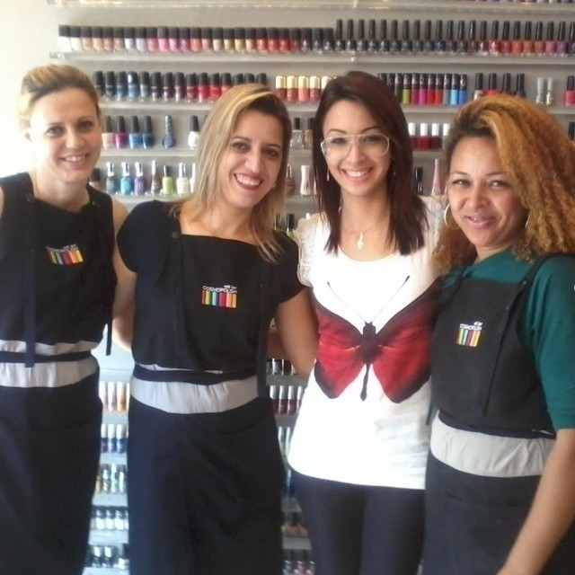 Cosmopolish Pinheiros,dezembro/2014❤  unha esteticista manicure e pedicure