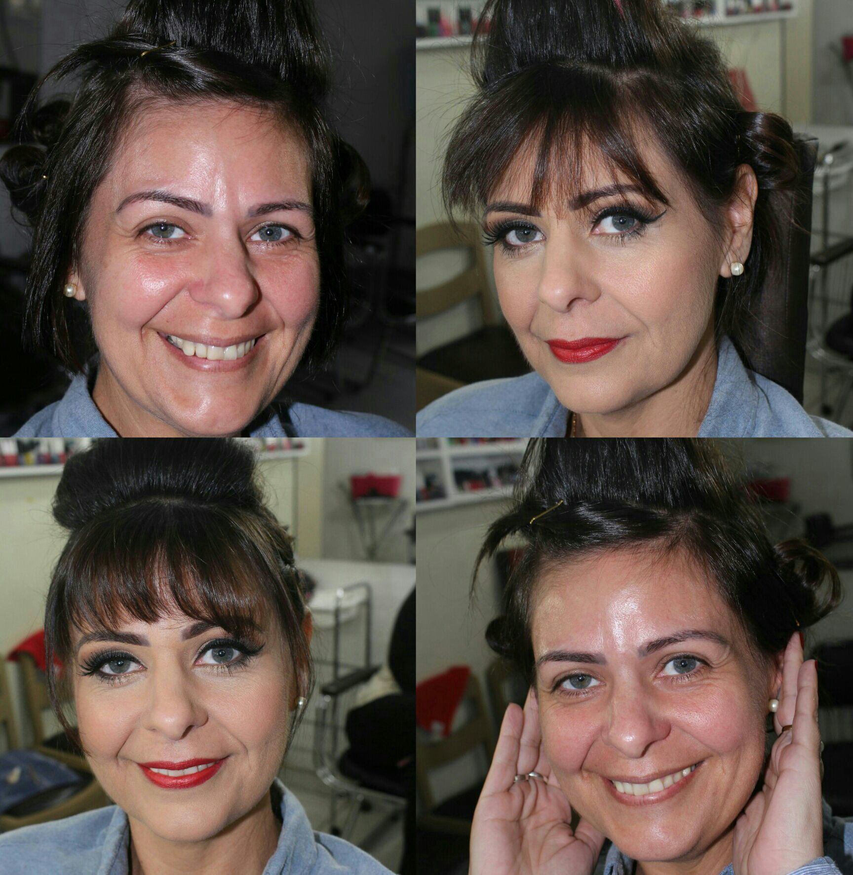 #makeup #maquiagemx #maquiagem #makeupBrasil #makeupartistic #afterbefore #Antes&Depois #treinandoMake #makeuppelemadura #makepelomadura maquiagem maquiador(a) esteticista manicure e pedicure designer de sobrancelhas