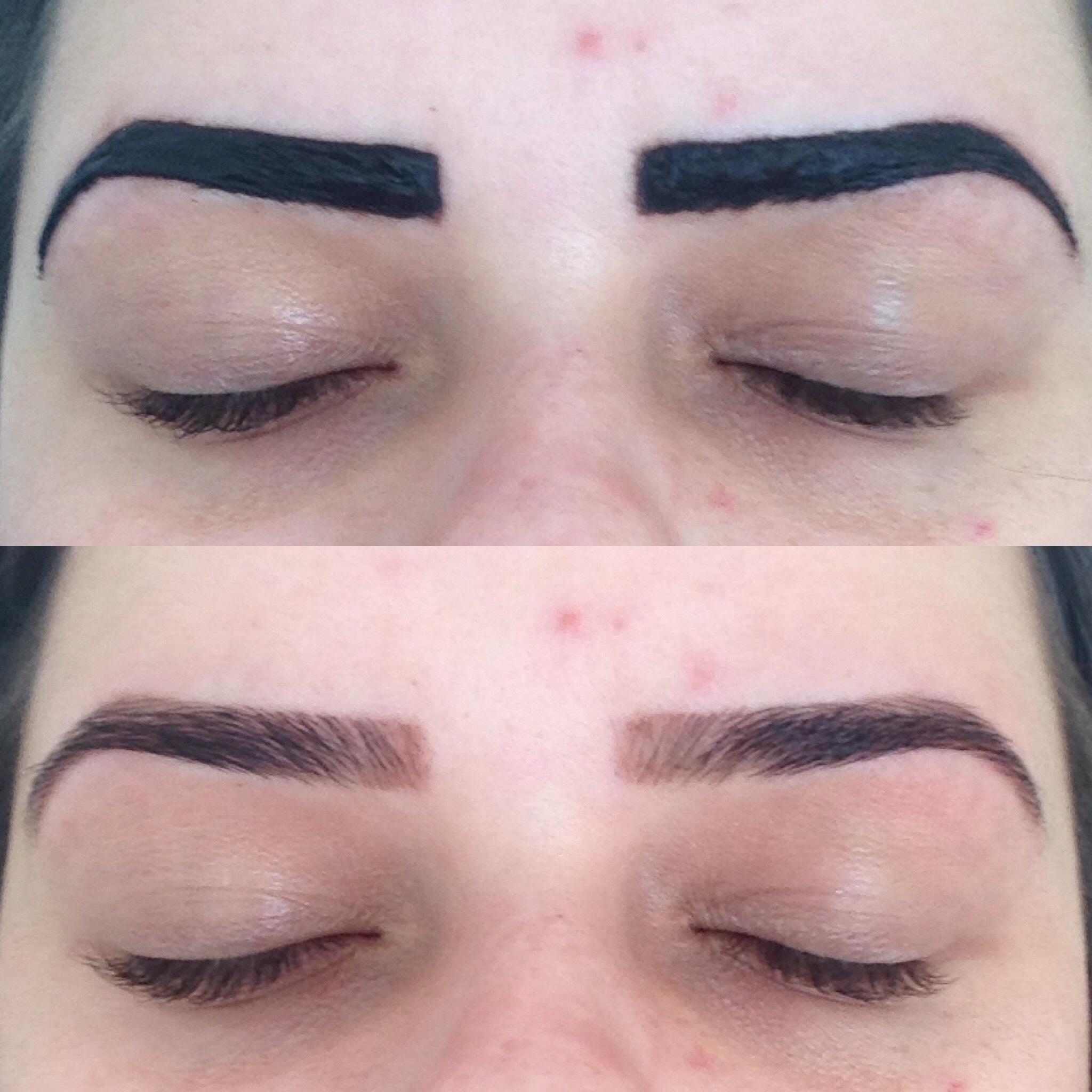 Design e henna estética maquiador(a) designer de sobrancelhas