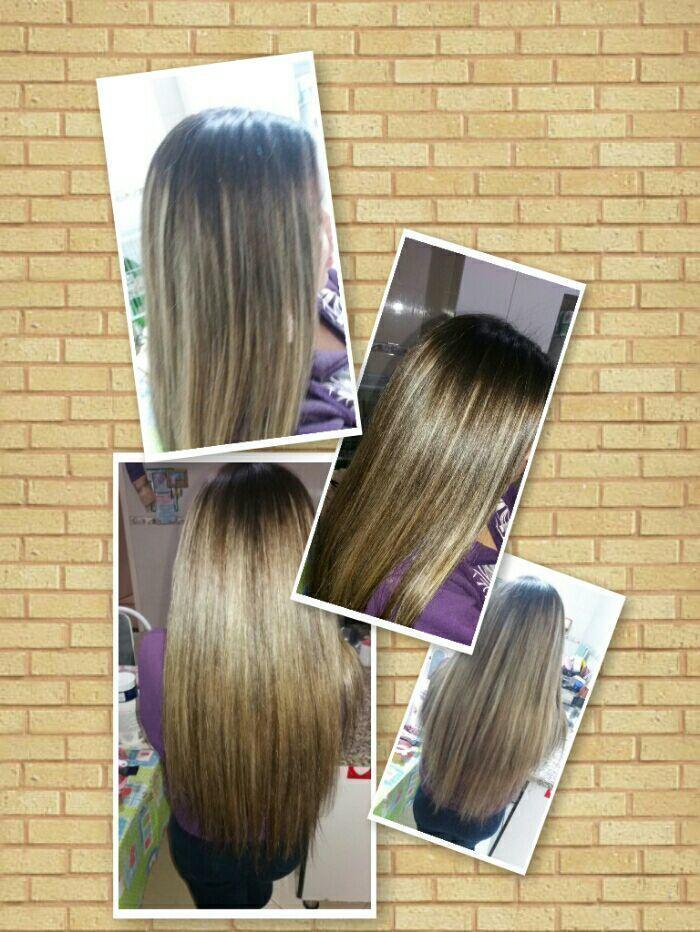Trabalho de Hoje. Botox Resultado Final. #cabeleireira #inlove #botox #progressiva #madarro #salonline #inoar cabelo maquiador(a) designer de sobrancelhas maquiador(a) maquiador(a)