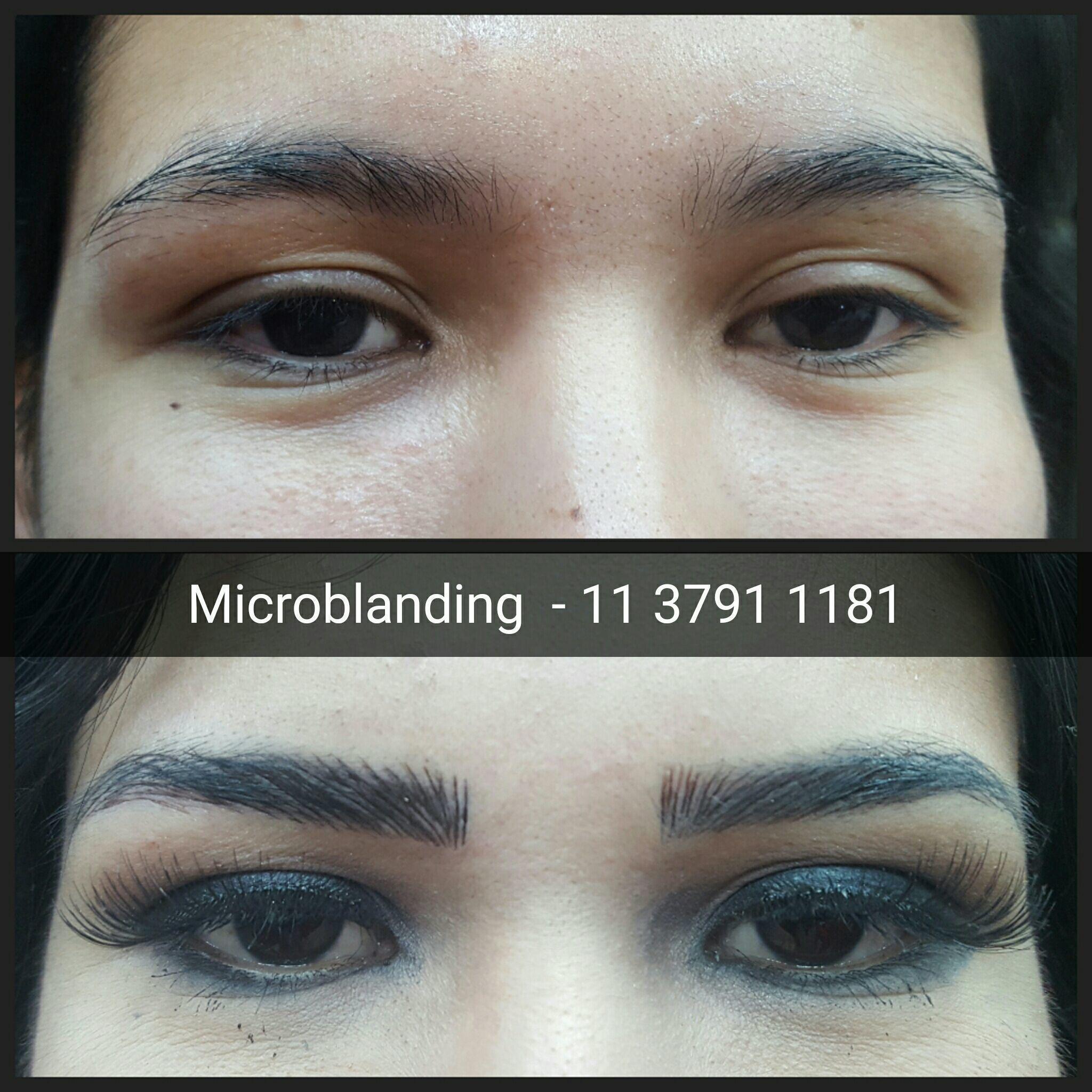 Microblanding outros maquiador(a) manicure e pedicure designer de sobrancelhas micropigmentador(a)
