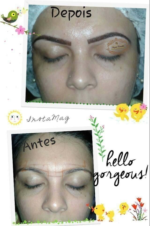 depilador(a) designer de sobrancelhas micropigmentador(a) esteticista