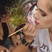 Maquiagem urbana, feita nas ruas de São Paulo #lovemakeup #makeupartist