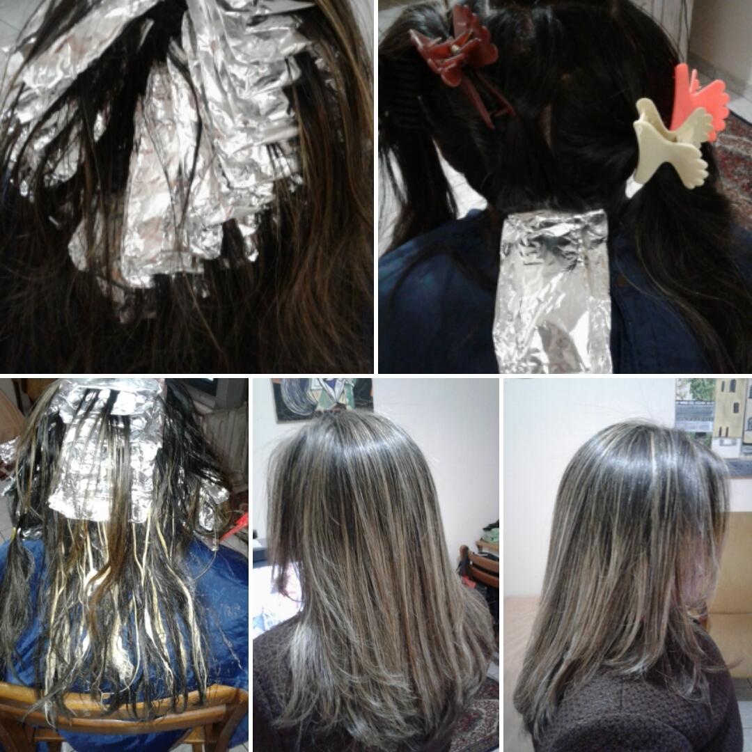 Retoque de raiz/retoque de ombré hair/corte e selagem. cabelo cabeleireiro(a)