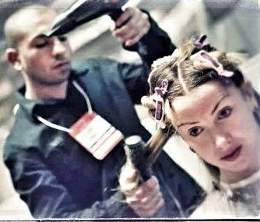 Produção para o Trend Vision Award 2013 cabelo cabeleireiro(a) maquiador(a)