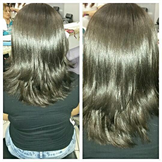 Corte cabelo auxiliar cabeleireiro(a)