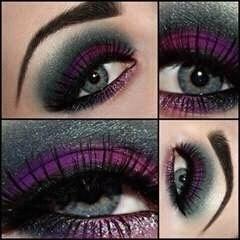 Make ❤ #AmoQueFaço  maquiagem estudante (designer sobrancelha) estudante (maquiador)