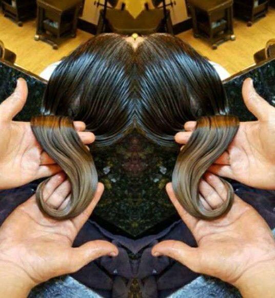 Tratamento pós mechas outros cabeleireiro(a) maquiador(a)