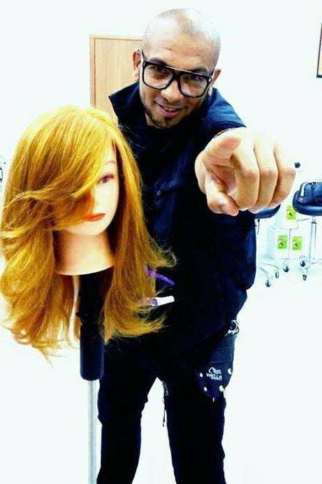 Workshop de corte na Educ Qualita Academy Em Dall Head cabelo cabeleireiro(a) maquiador(a)