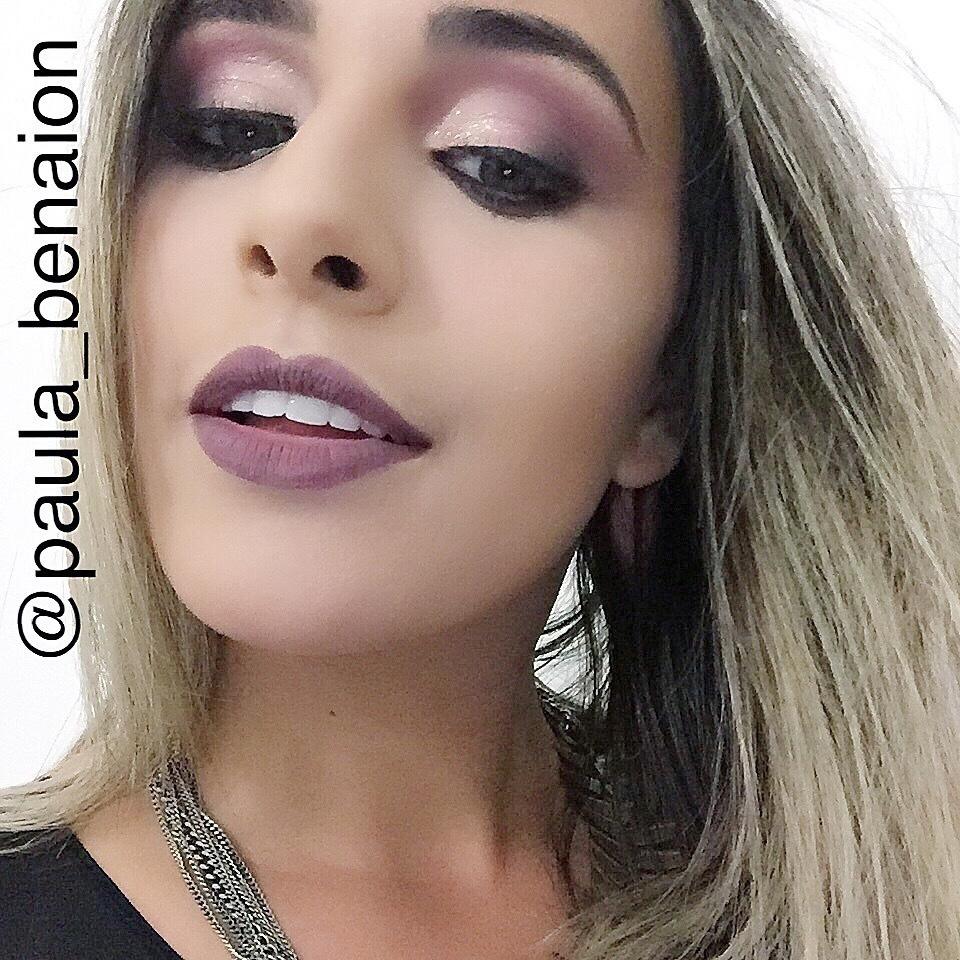 @paula_benaion maquiagem maquiador(a) empresário(a) / dono de negócio