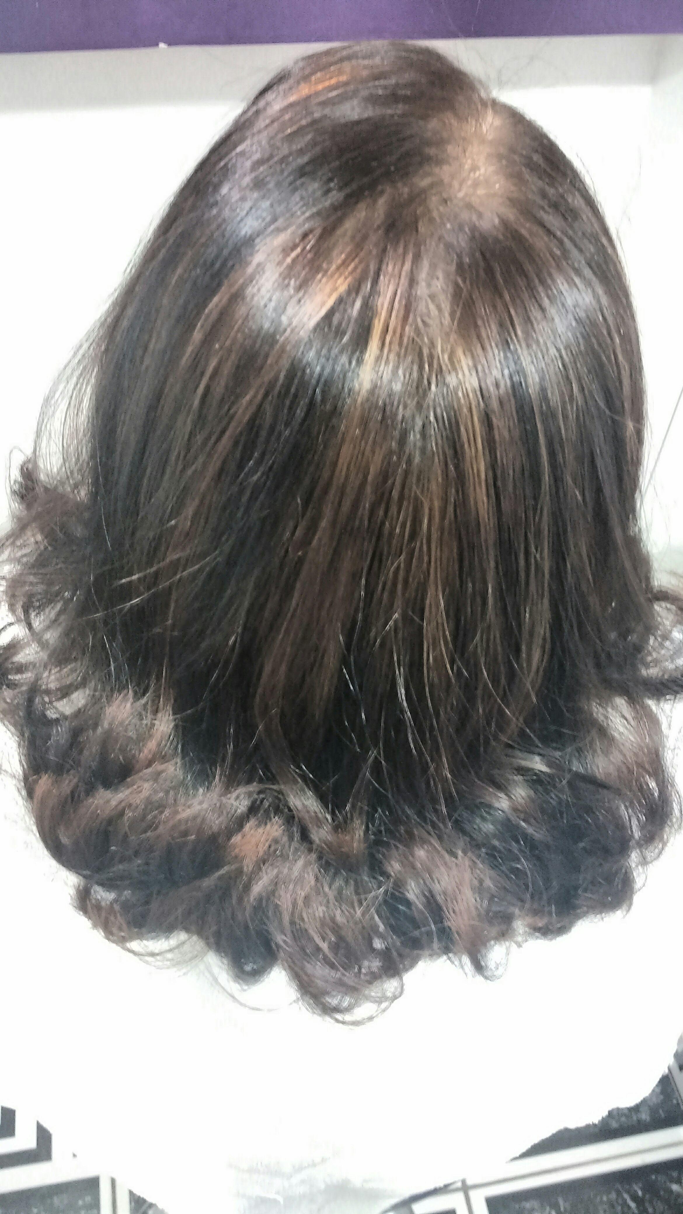 Escova modelada cabelo cabeleireiro(a)