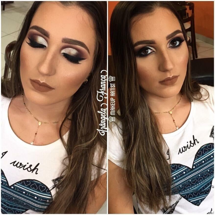 #Maquiagem #CutCrease maquiagem maquiador(a)