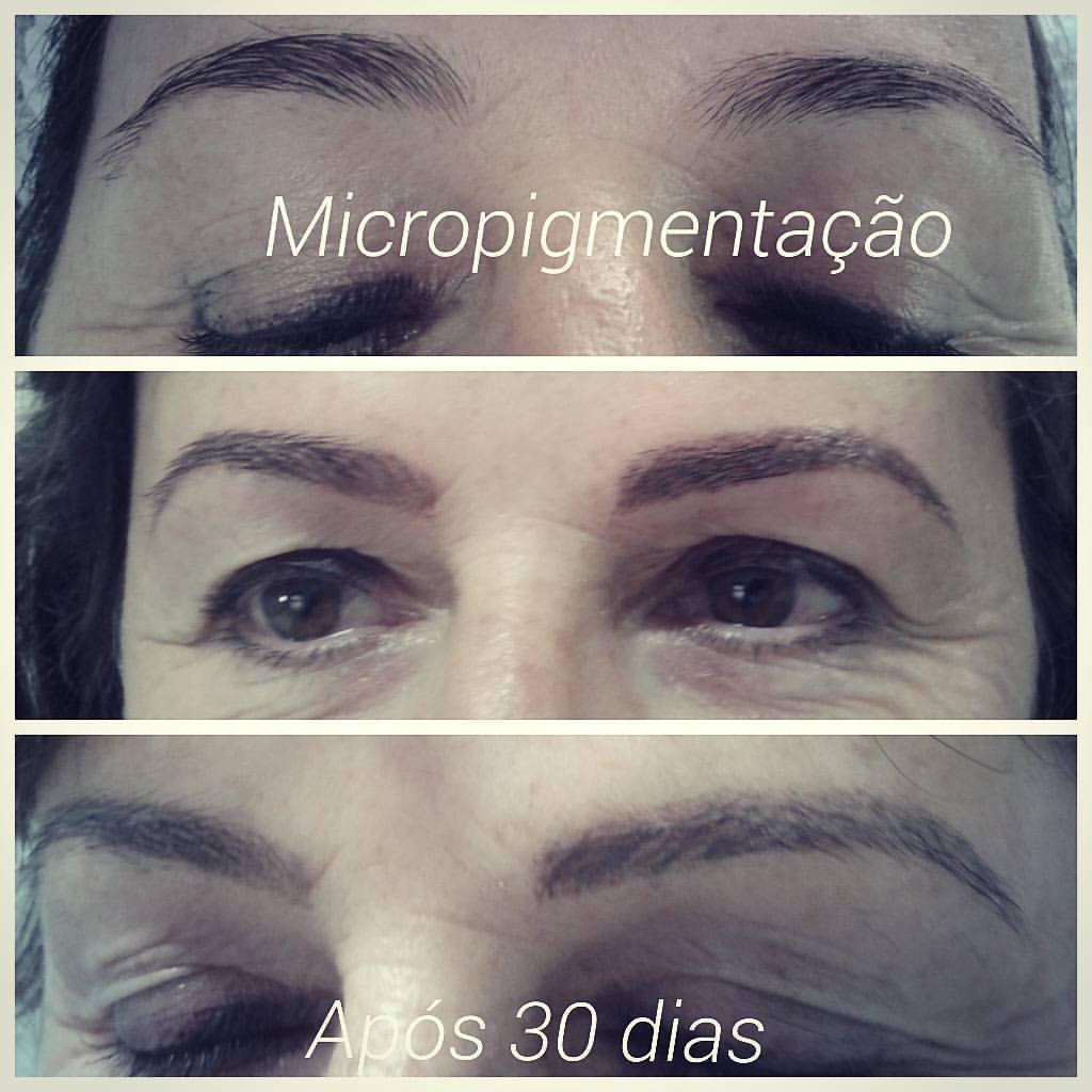 MICROPIGMENTAÇÃO DE SOBRANCELHAS estética micropigmentador(a) designer de sobrancelhas esteticista dermopigmentador(a) manicure e pedicure dermopigmentador(a) outros
