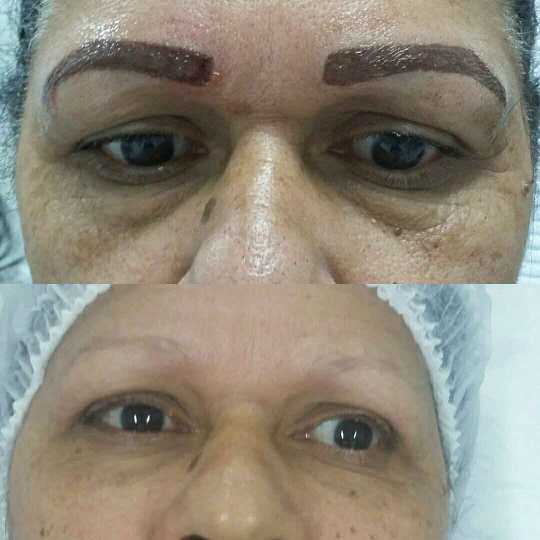 Micropigmentação Sobrancelha preenchida. outros micropigmentador(a)