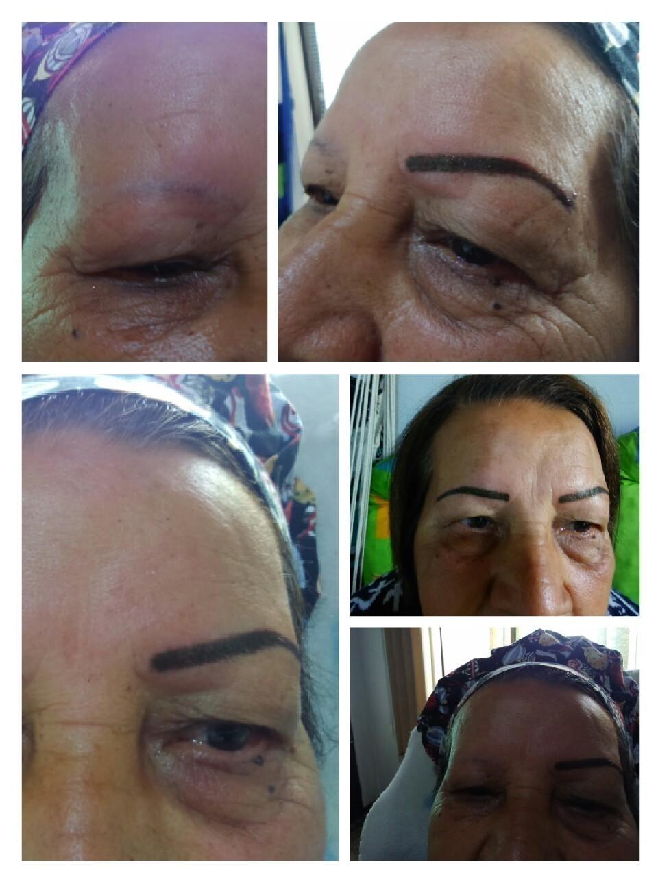Micropigmentaçao.  maquiagem dermopigmentador(a)