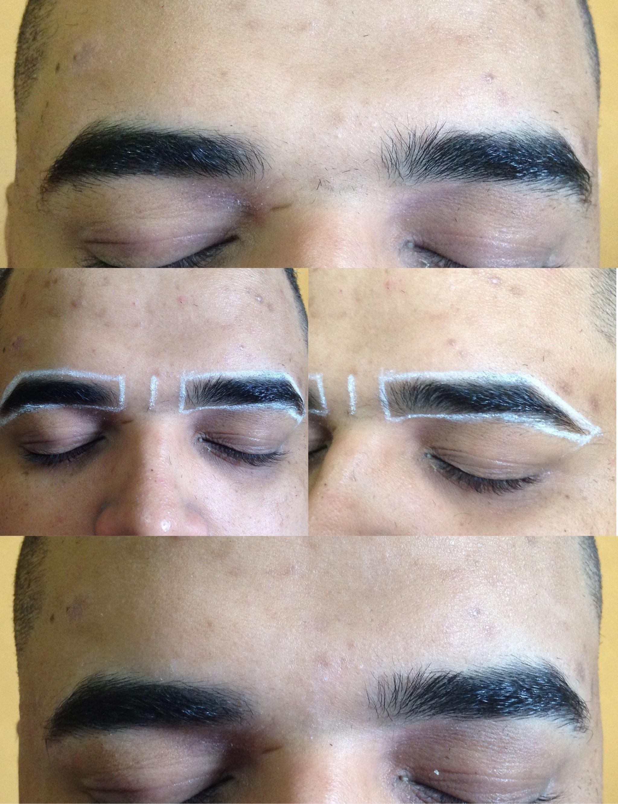 estética designer de sobrancelhas estudante (cabeleireiro) maquiador(a)