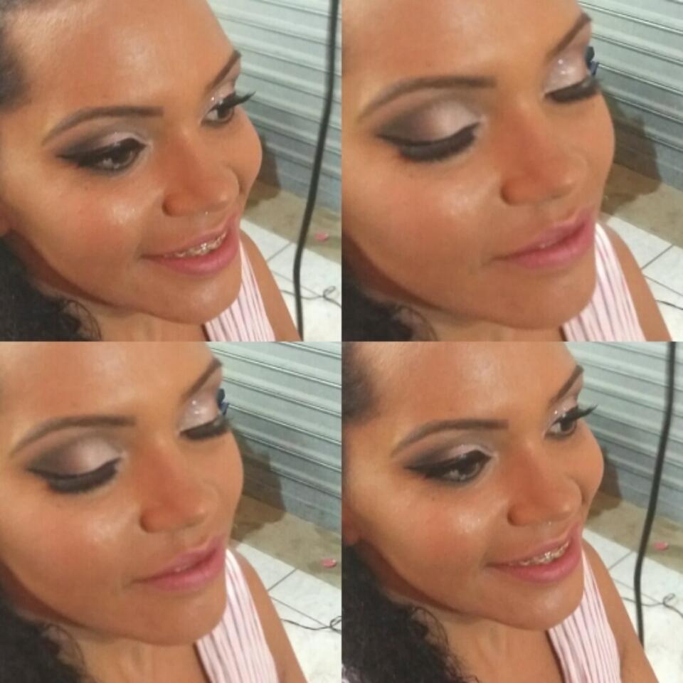 Maquiagem do fds, maquiagem para casamento. #casamento #makeup maquiagem maquiador(a)