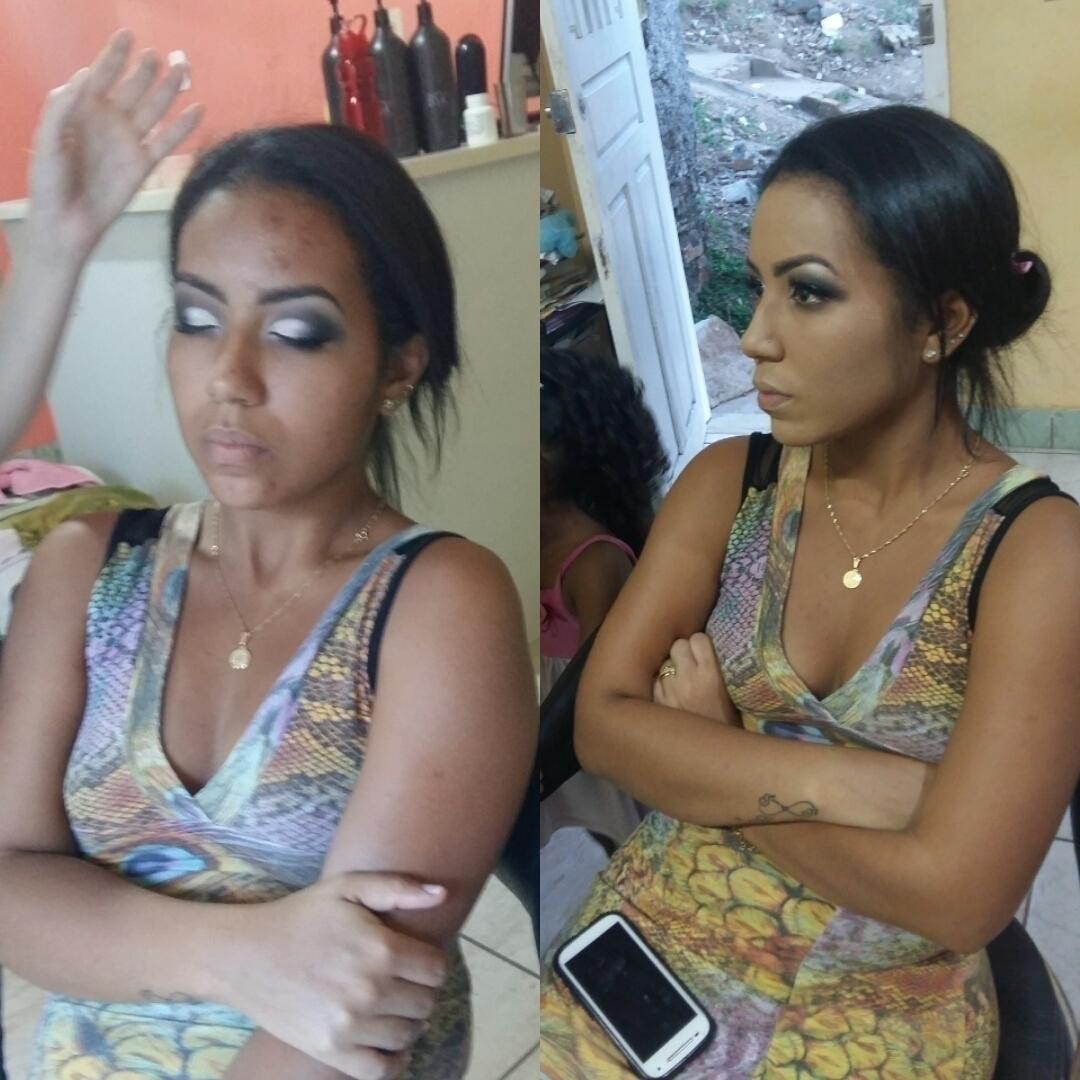 Uma pele é uma pele 😲 #casamento #makeup maquiagem maquiador(a)