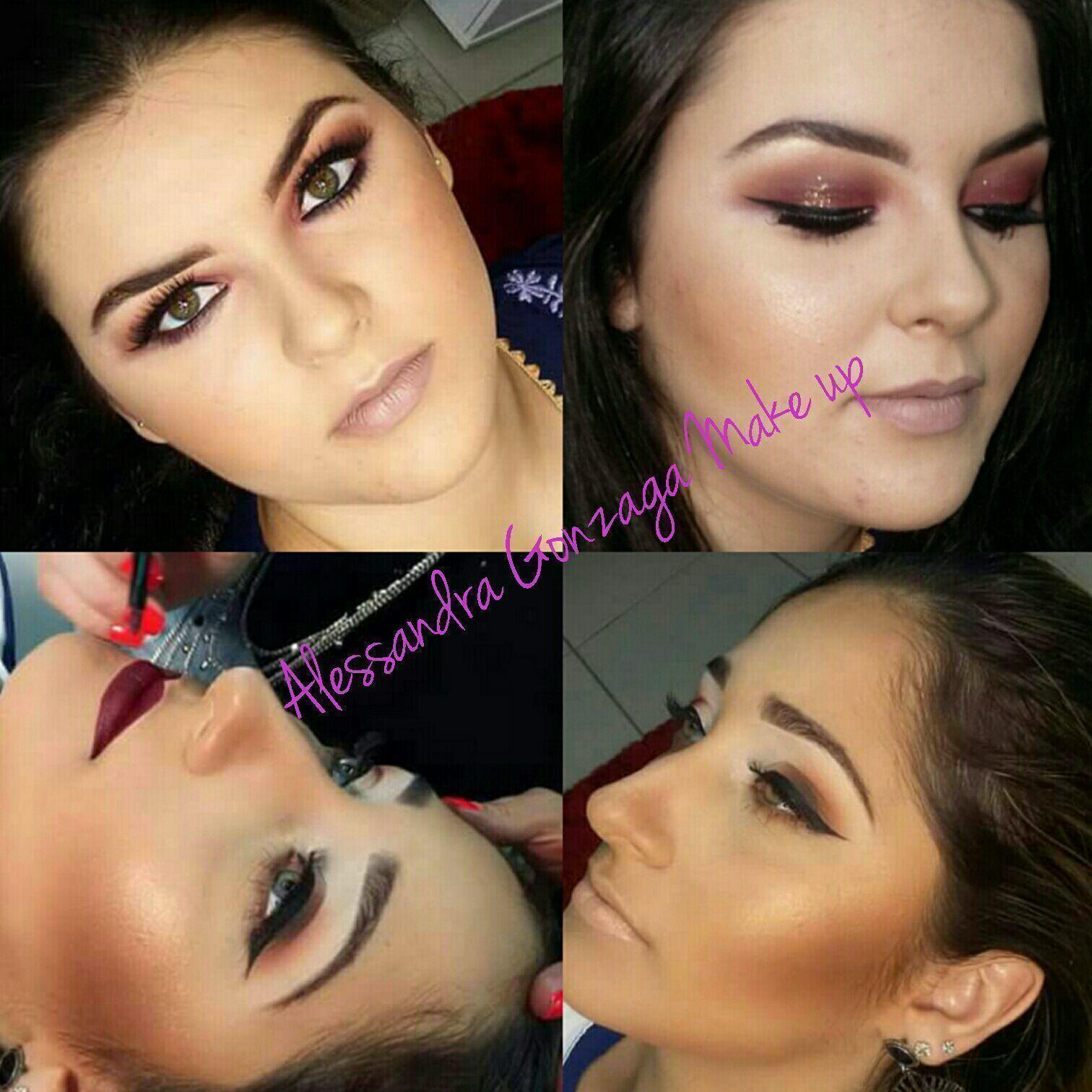 depilador(a) maquiador(a) maquiador(a)