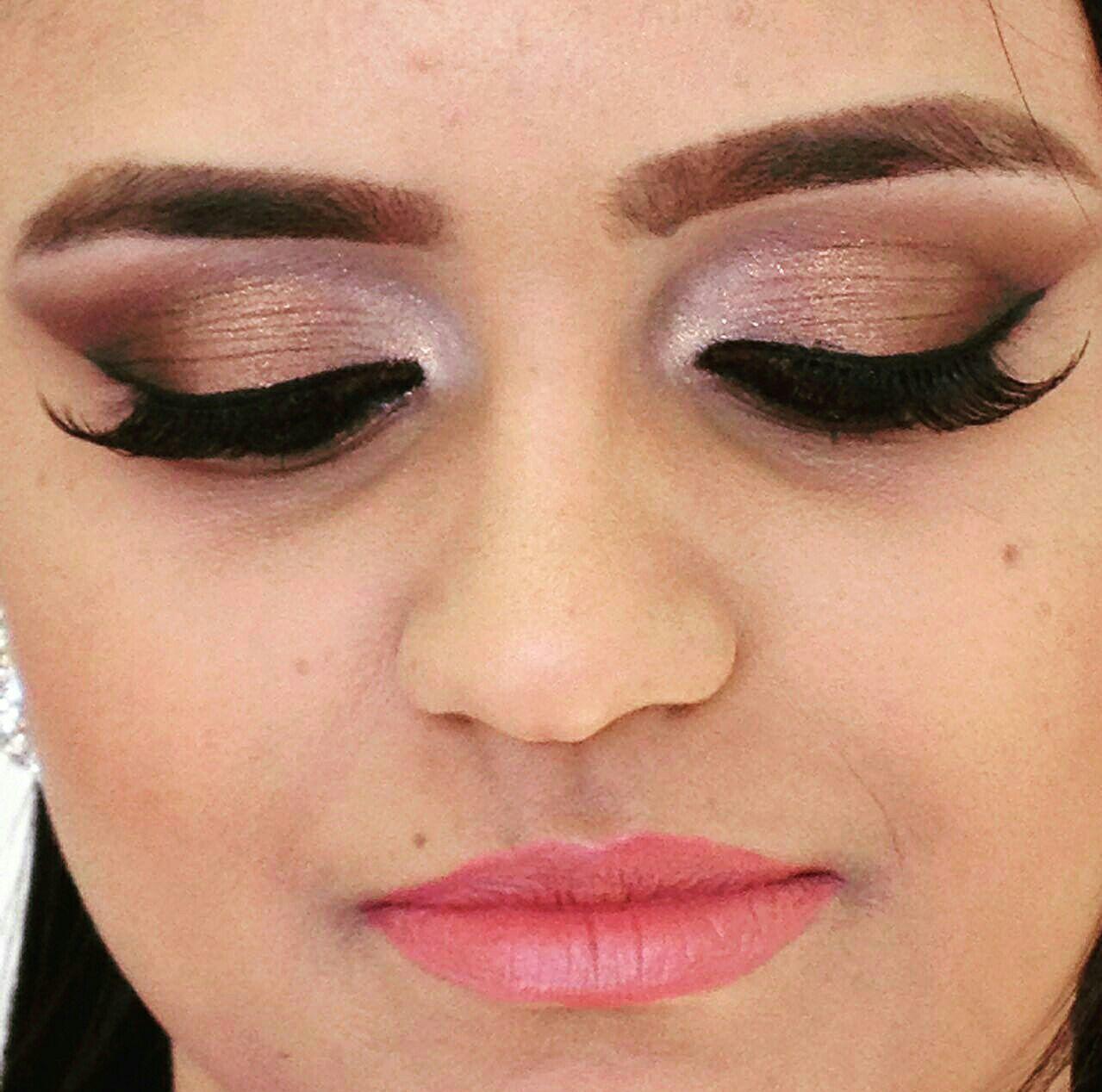 Make esfumado. Maquiagem esfumada. maquiagem cabeleireiro(a) stylist / visagista