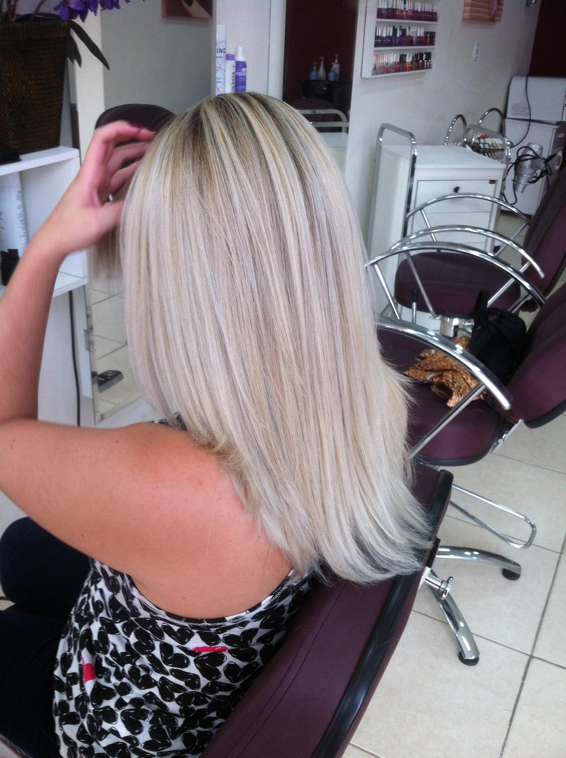#megablond #ice #baphonicooo cabelo stylist / visagista