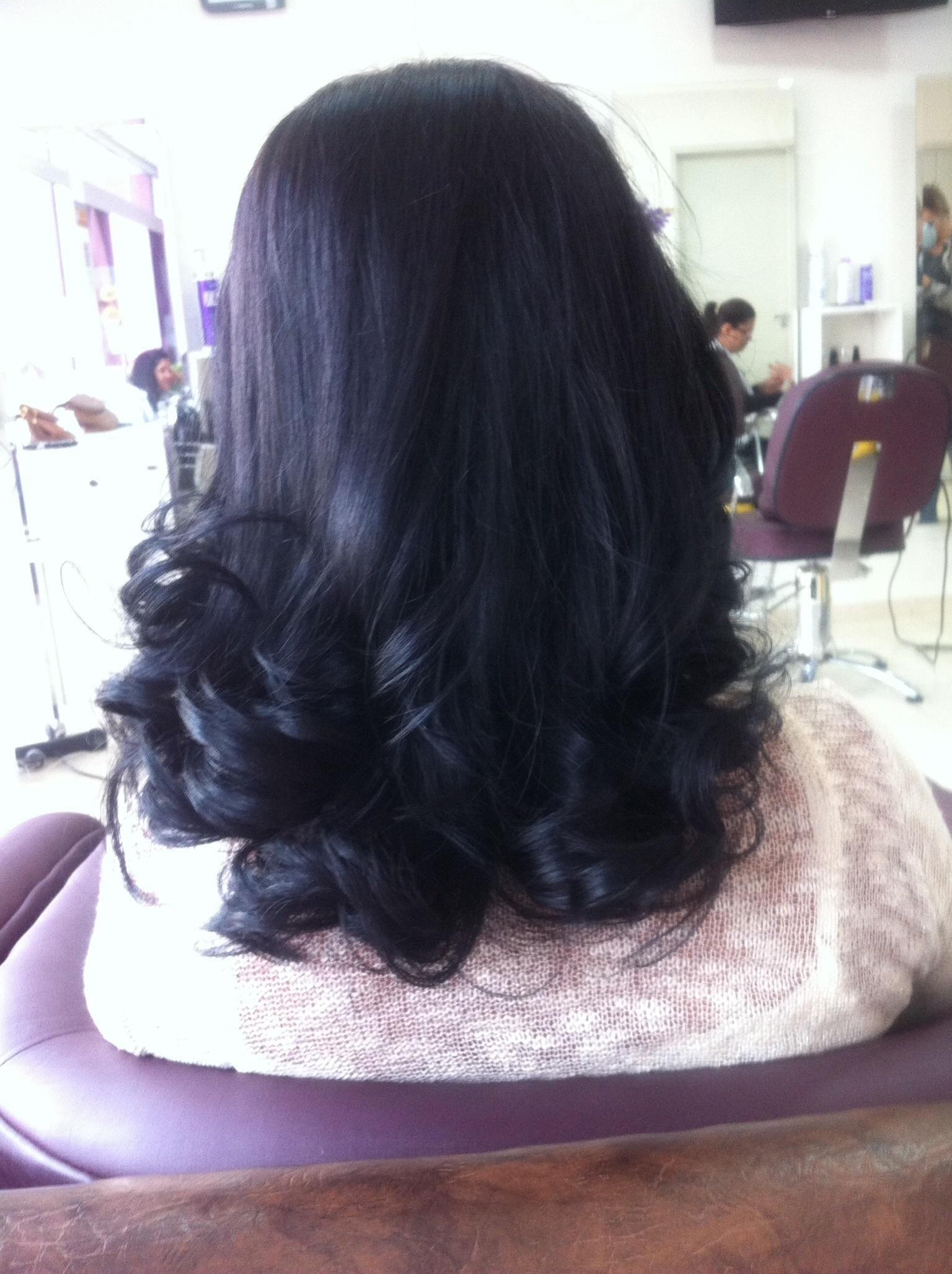 #escovamodelada #glamour #romantico cabelo stylist / visagista