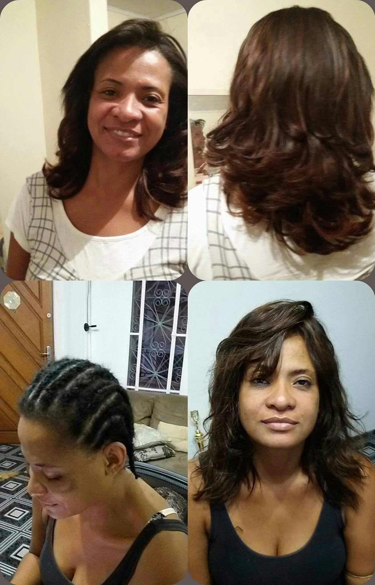 Alongento/Entrelaçamento cabelo cabeleireiro(a)