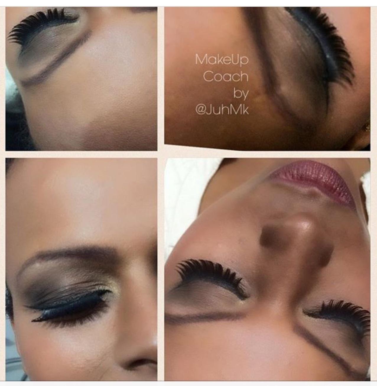 estética maquiador(a) consultor(a) cosmetólogo(a)