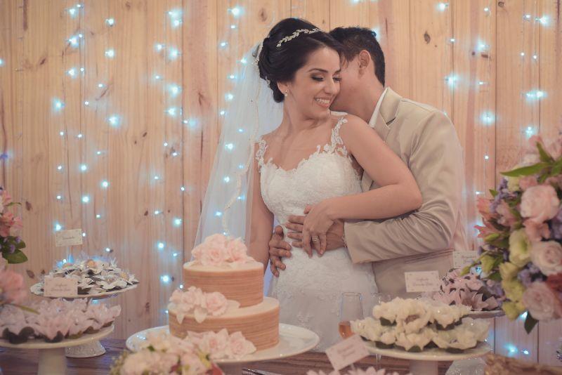 Felicidades aos noivos maquiagem maquiador(a)