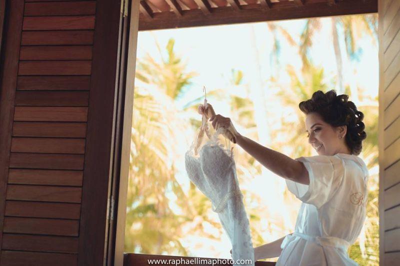 making of da noiva Bel Dias outros maquiador(a)