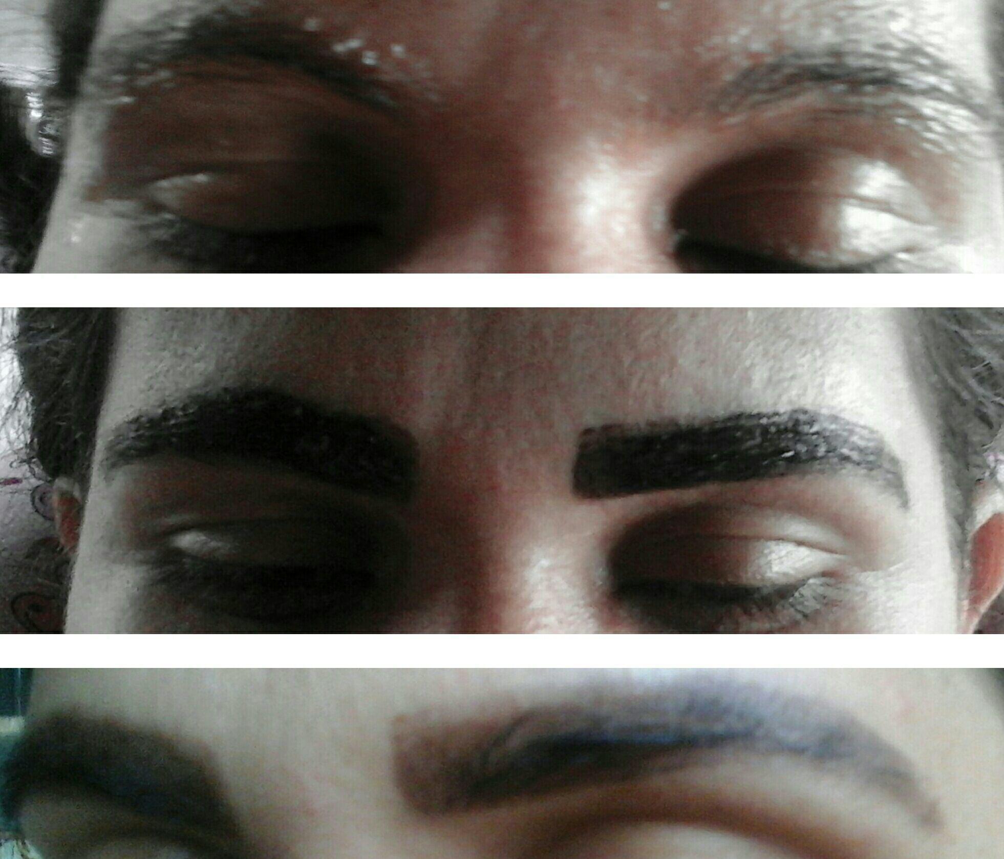 Design de sobrancelhas e correção com henna. #designdesobrancelhas #henna #sobrancelhas #design estética maquiador(a) assistente maquiador(a) designer de sobrancelhas depilador(a)