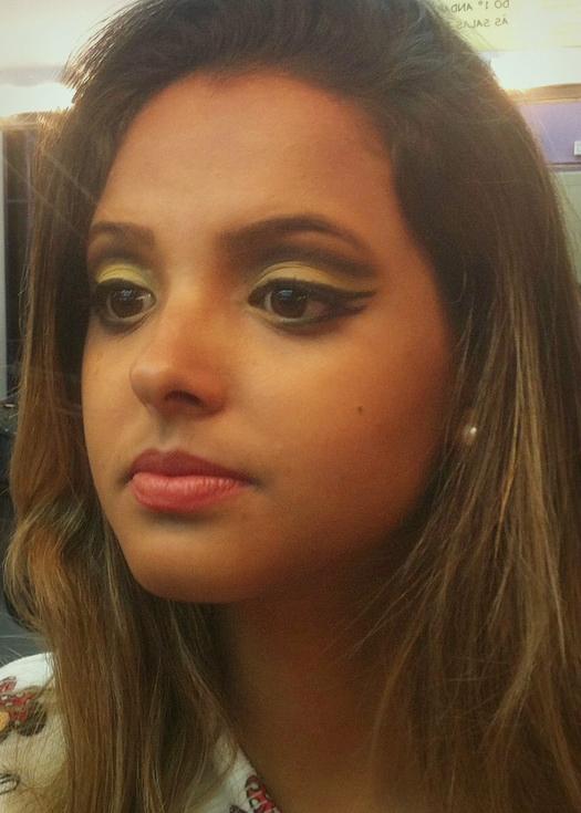 Maquiagem Cut Crease Veja mais no meu Blog Vaidosas de Batom:  www.vaidosasdebatom.com maquiagem maquiador(a) docente / professor(a)